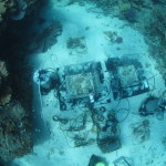 Double Autobox deployment and PAM deployment at the Minireefs at Harrys Bommie, Heron Island.